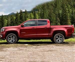 a few more tweaks for updated chevy colorado
