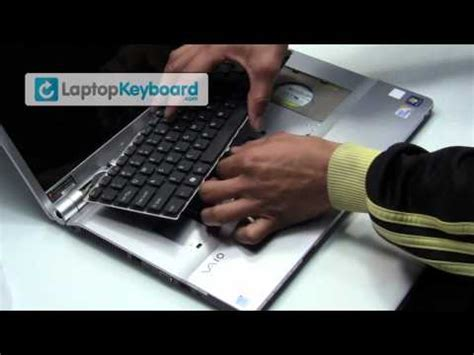 Ganti Keyboard Laptop Sony Vaio Cara Memperbaiki Keyboard Laptop Funnydog Tv