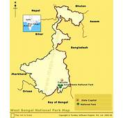 National Parks In West BengalMaps Of