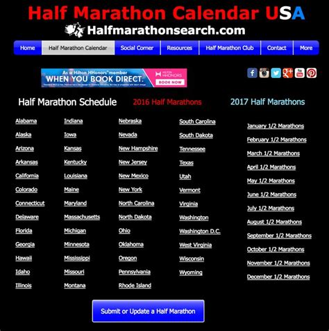 To Half Marathon Schedule by 17 Best Images About Half Marathon Half Marathons On