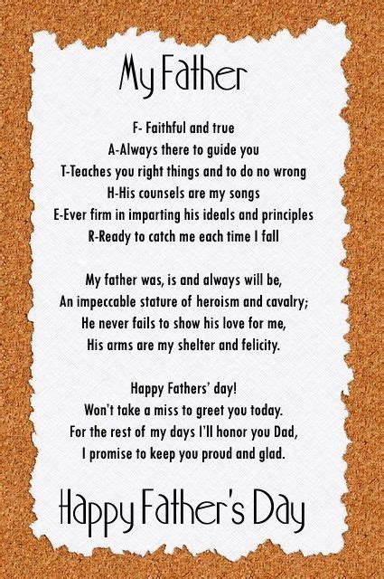 a s day poem best 25 fathers day poems ideas on fathers