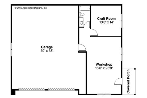 garage floor plans free shingle style house plans garage w shop 20 109 associated designs