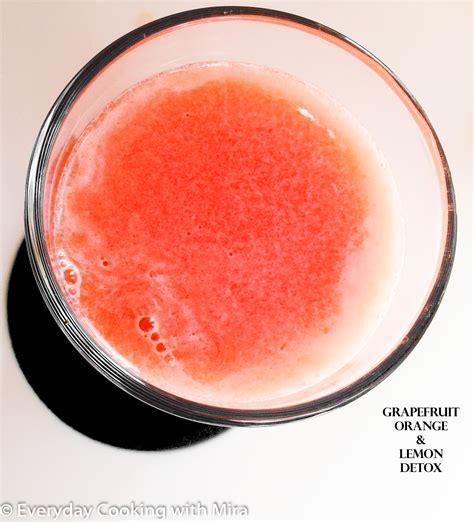 Grapefruit Orange Lemon Detox by Grapefruit Orange And Lemon Detox Juice