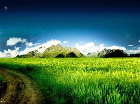 wallpaper biru pemandangan wallpaper sinar matahari pemandangan pegunungan bukit