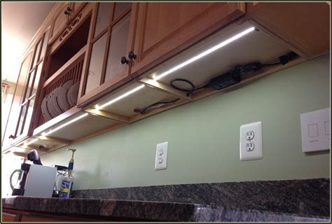 led lighting for under kitchen cabinets led strip under cabinet lighting installation fanti blog