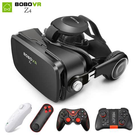 Vr Box Mini 3 0 bobovr z4 mini vr box 2 0 3d glasses reality goggles cardboard bobo vr z4 vr
