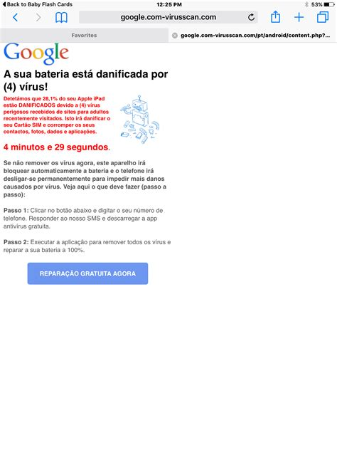 virus your battery has been damaged virus cleaner for ipad diydry co