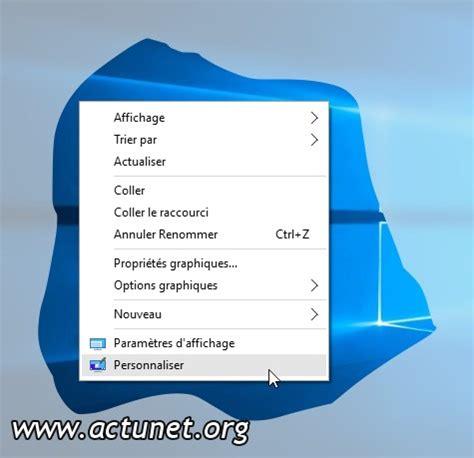 afficher les icones du bureau afficher les icones du bureau 28 images comment