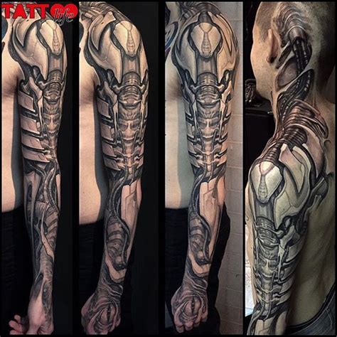1000 id 233 es sur le th 232 me biomechanical tattoo sur pinterest