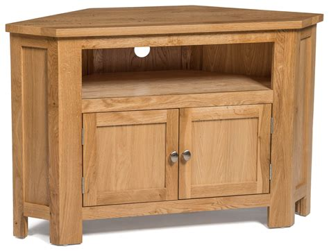 wooden corner tv cabinet small oak corner tv stand media cabinet entertainment