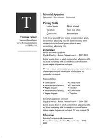 Resume Samples Free Download by 12 Resume Templates For Microsoft Word Free Download Primer