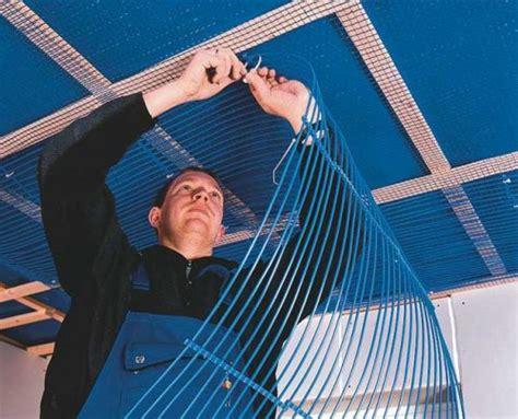 riscaldamento elettrico a soffitto impianto di riscaldamento tipologie scelta e