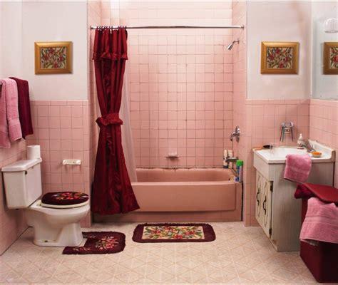 vintage bathroom images