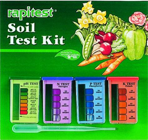 soil test kit home depot images