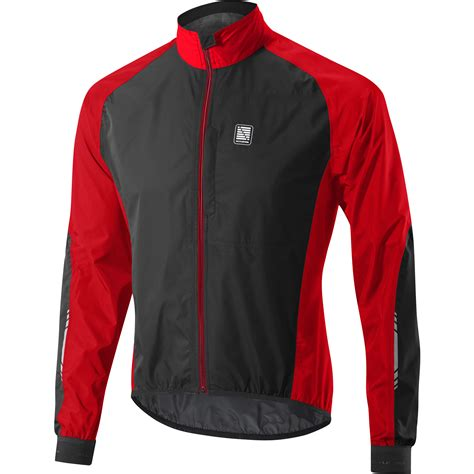 red cycling jacket wiggle altura peloton waterproof jacket cycling