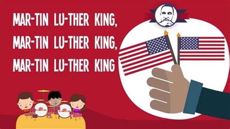 martin luther king jr song for kids with rosa parks youtube martin luther king song song lyrics video for kids the