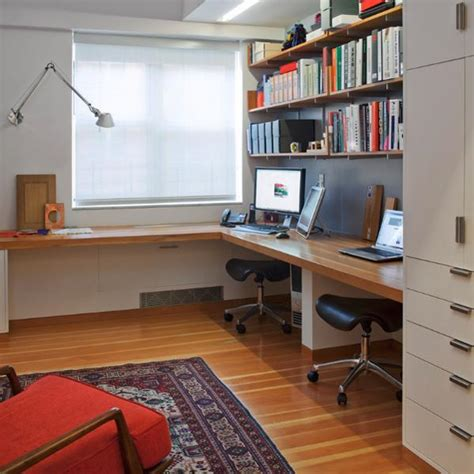 home office layouts 20 space saving office designs with functional work zones