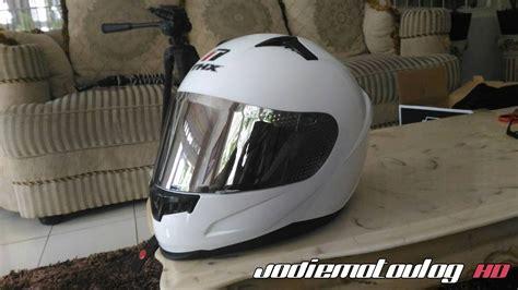 Helm Thx Nf500 Unboxing Helm Thx Nf500 Indonesia