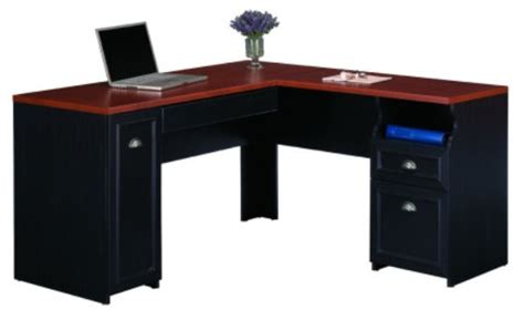 bush office desks l shape office desk bush wc53930