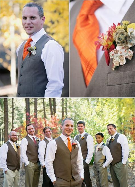 Rustic Fall Wedding Inspiration   Fairytale Wedding