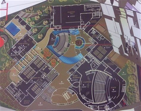 layout plan of engineering college case study lbhs college mumbai green building