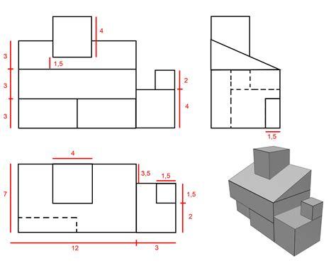 prospettiva casa materiale didattico