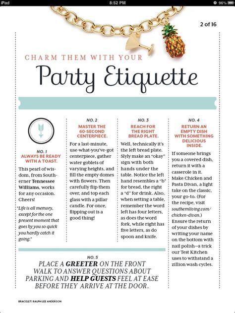 party etiquette charmetiquette com that s entertaining