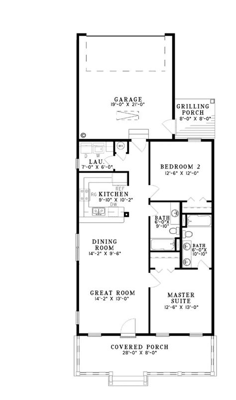l shaped house plans for narrow lots 57 best images about camelback shotgun on pinterest
