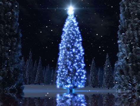 animated christmas tree wallpaper wallpaper animated wallpaper