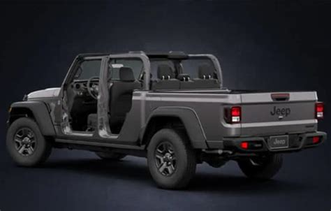 Jeep 2020 Msrp by 2020 Jeep Gladiator Msrp Canada Jeep Review Release
