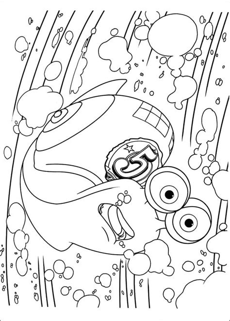 printable turbo coloring page turbo coloring pages coloring kids