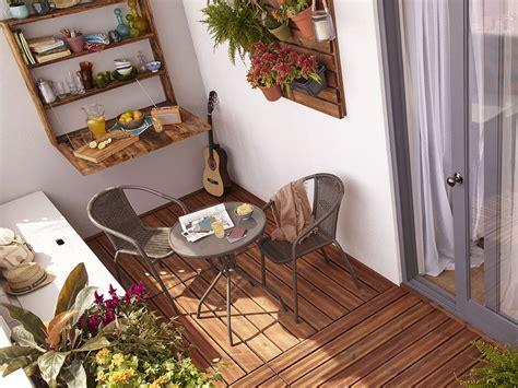 Idees Deco Balcon by Id 233 Es D 233 Co Fut 233 Es Pour Petit Balcon Joli Place