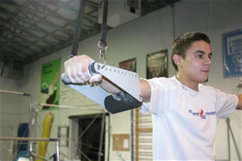 iron cross trainer