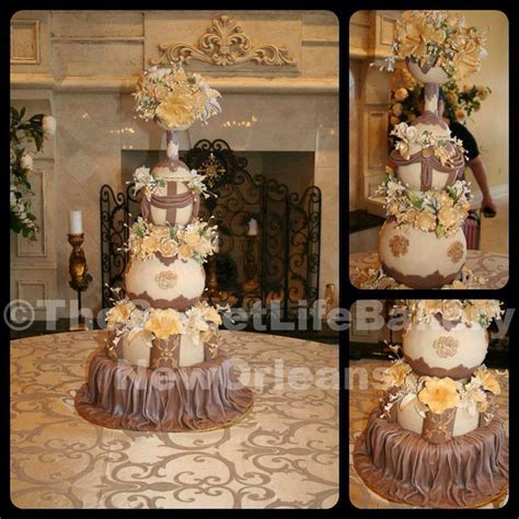 Wedding Cakes In New Orleans by 1000 Images About Custom Wedding Cakes By The Sweet