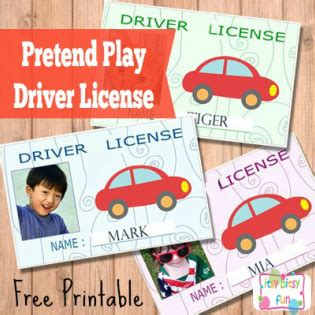 printable children s id cards free free printable licenses and id cards for kids itsy bitsy fun
