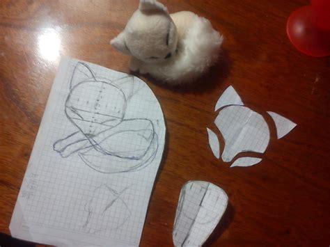 pinterest plushie pattern sleeping fox mini plushie patterns by shioriatzuko