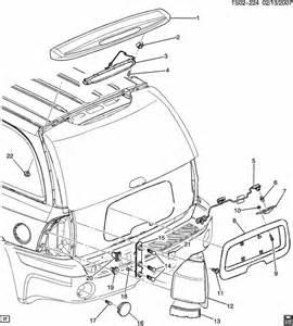 Gm Pontiac Parts Ls Rear G M C Z88