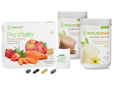 Neolife Detox Reviews by Breakfast Pack Shareable Health