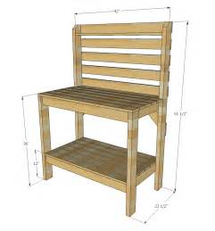white potting bench white ryobination potting bench diy projects