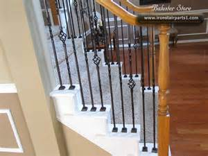 Black Iron Spindles Installation Guide High Quality Powder Coated
