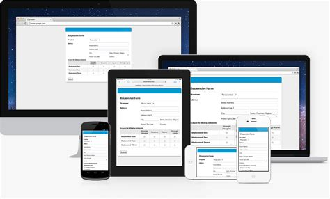 design form for ipad online mobile forms that are responsive on any device