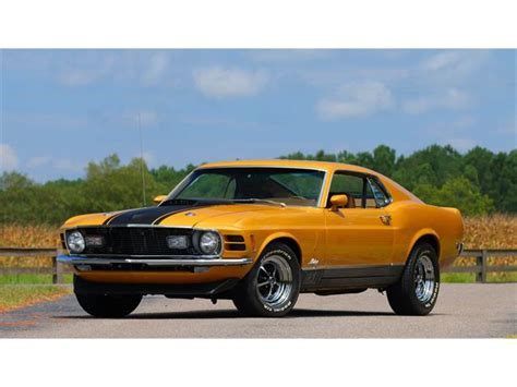 mustang 1970 mach 1 1970 ford mustang mach 1 for sale on classiccars 24