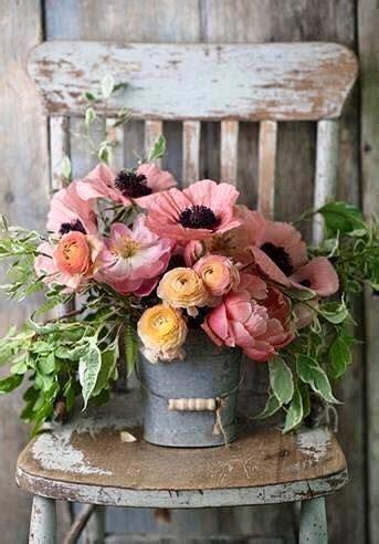 Beautiful Wedding Flower Arrangements by Best 25 Rustic Flower Arrangements Ideas On