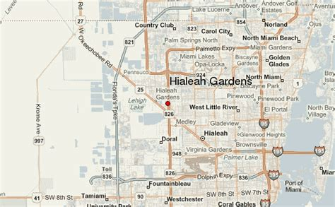 Weather In Hialeah Gardens by Hialeah Gardens Location Guide