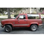 1984 Ford Bronco II For Sale