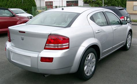 how cars work for dummies 2008 dodge avenger auto manual 2008 dodge avenger information and photos momentcar
