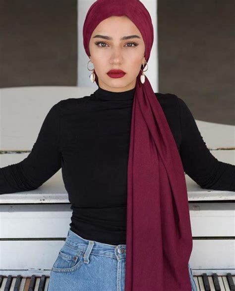 New Simple Hijab Style 2018