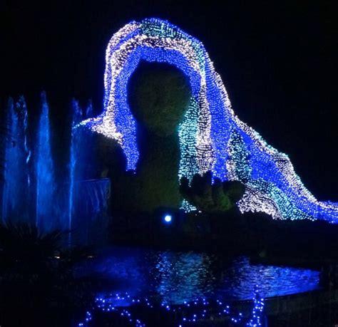 garden nights lights at atlanta botanical gardens