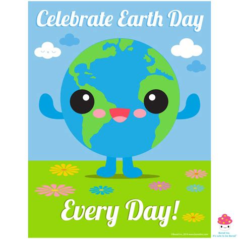 Or Poster Earth Day Poster For Home Or School Classroom Digital