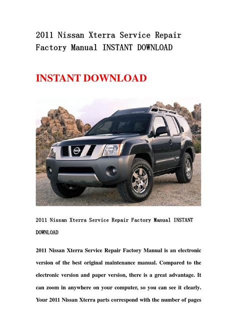 free auto repair manuals 2003 nissan xterra navigation system nissan 2008 xterra owners manual pdf download autos post